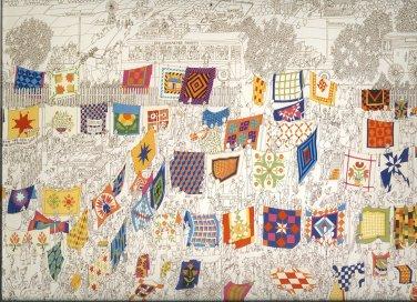 mixed quilt