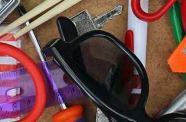 Clutter-key